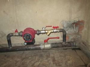 Установка насоса на отопление: как правильно установить насосное оборудование