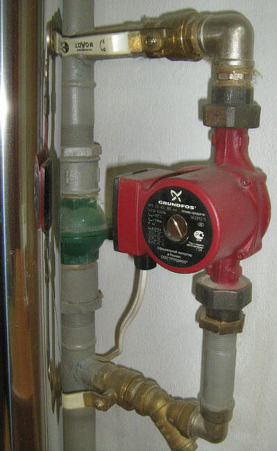 Равномерное распределение тепла в помещении: методы установки дополнительного насоса в систему отопления