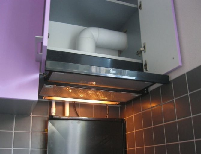 Как установить вытяжку на кухне своими руками: монтаж, подключение к сети, расстояния