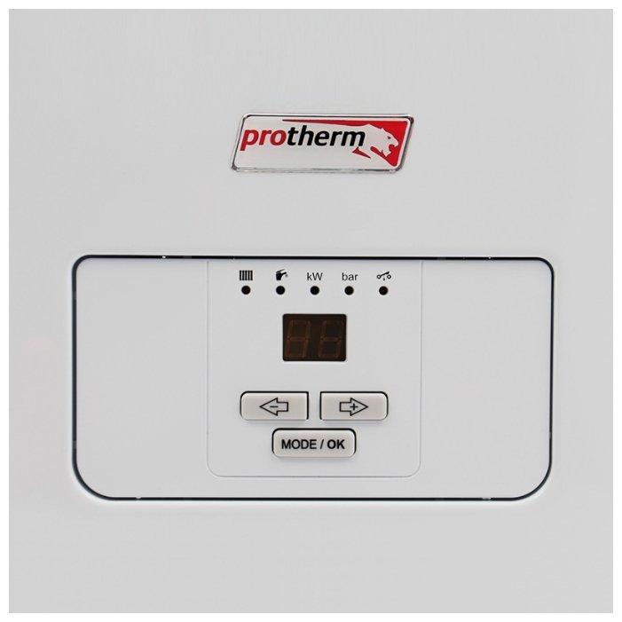 Как работает электрокотел протерм