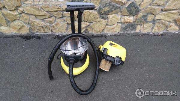 Обзор пылесоса Karcher WD 3 Premium: надежный помощник в быту и на стройке