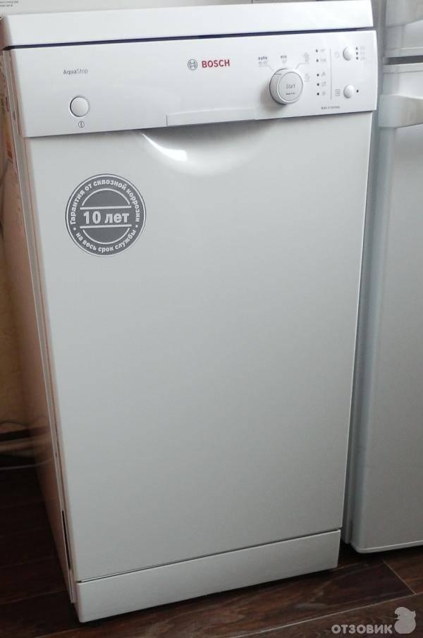 Посудомоечная машина bosch sps 40e12ru