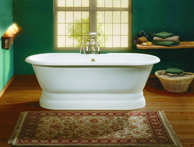 Дешевые чугунные ванны — на что обратить внимание при покупке?