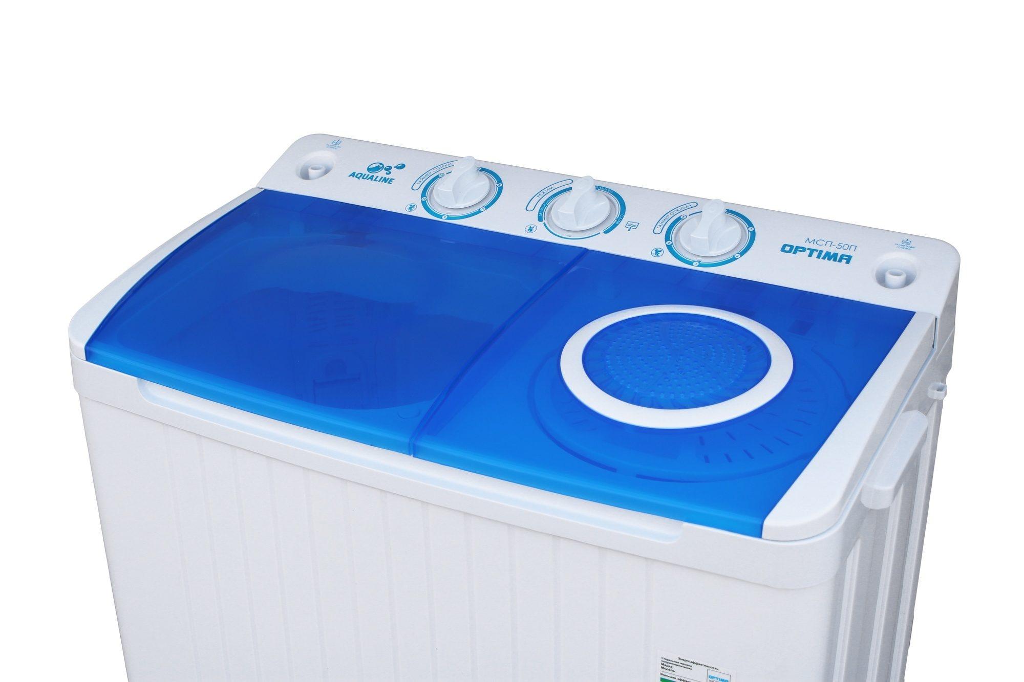 Виды стиральных машинок