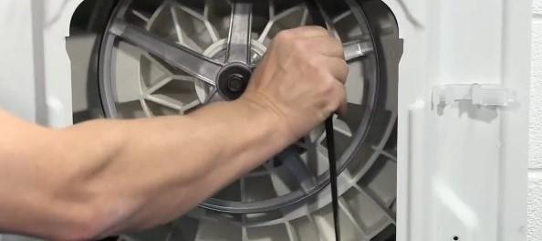 Ремень привода стиральной машины: как поменять и подобрать