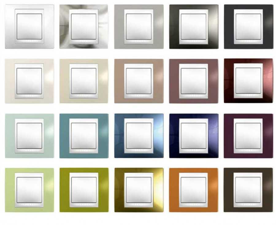 Виды и типы выключателей света: обзор по вариантам подключения + разбор популярных брендов