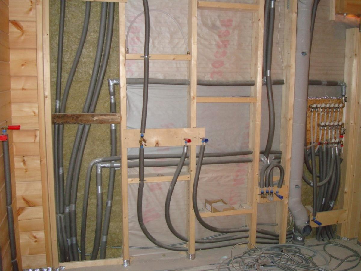Обвязка каркасного дома нижняя и верхняя, этапы монтажа, схемы, фото