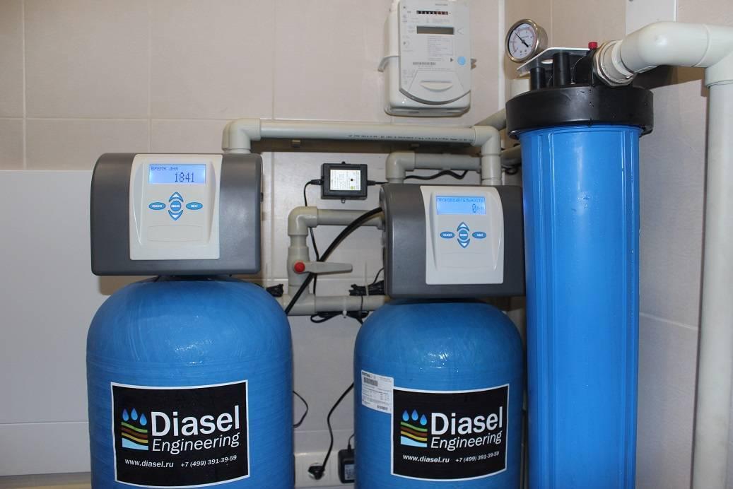 Очистка воды из колодца: обзор лучших способов как очистить воду - точка j