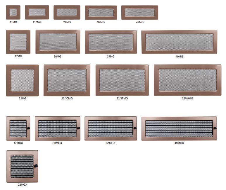 Вентиляционные решетки: виды, особенности выбора и монтажа