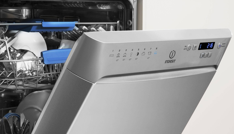 Секреты выбора лучших моделей встраиваемых посудомоечных машин indesit