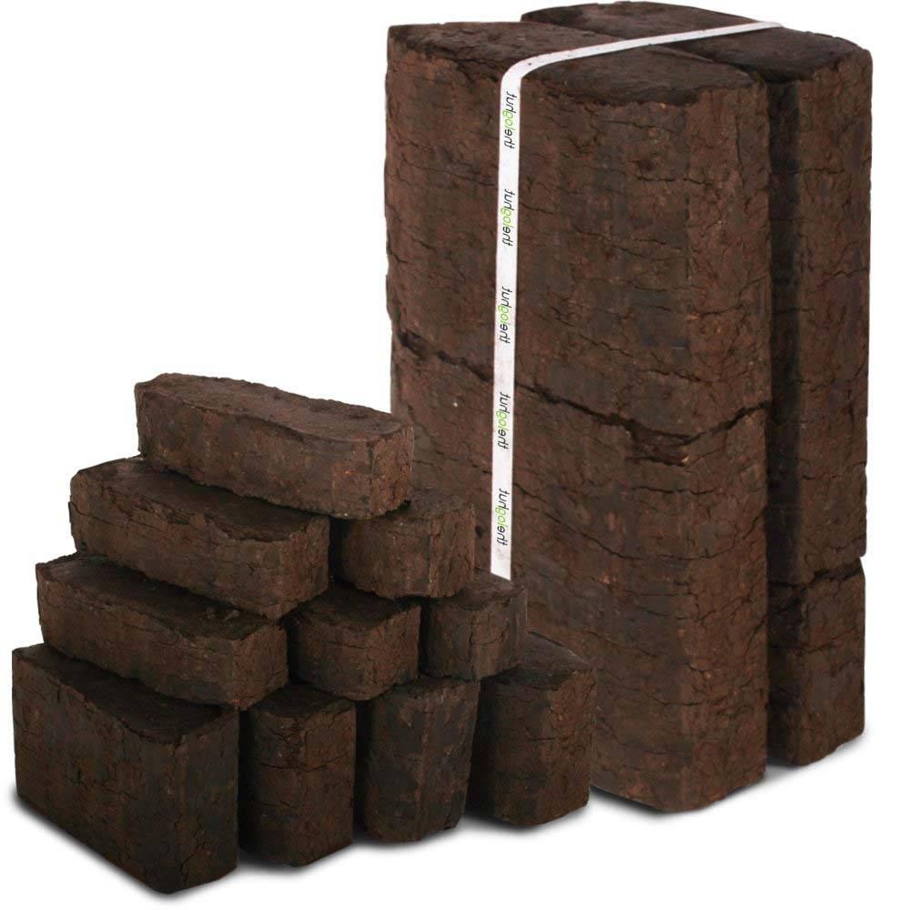 Брикеты для отопления: древесные и из угля, торфяные и каменные для печки