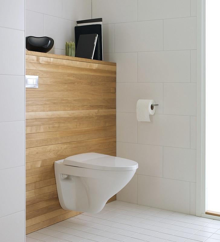 Туалет с инсталляцией: идеи дизайна с фото