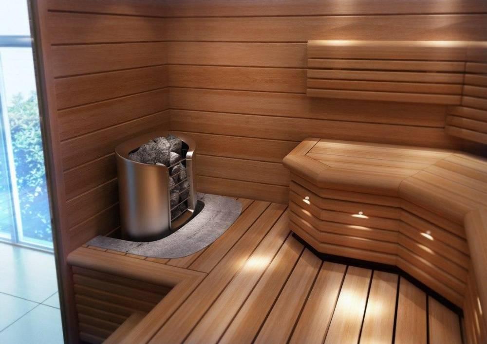 Электропечи для бани и сауны подводные камни установки
