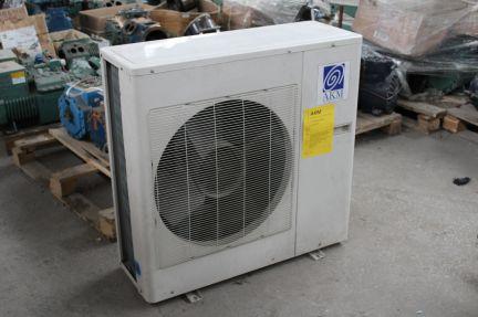 Компрессорно-конденсаторный блок | вентиляция и климатические системы