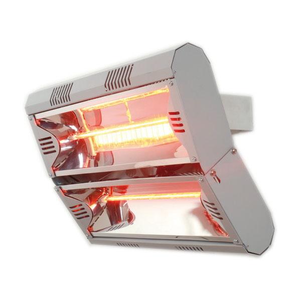 Применение инфракрасных ламп и обогревателей