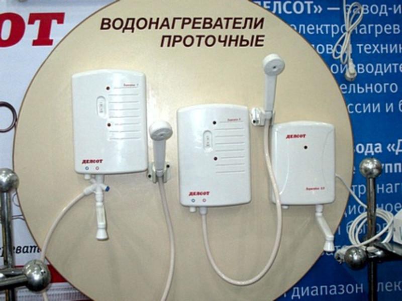 Проточный электрический водонагреватель на душ: виды, советы по выбору и обзор лучших производителей