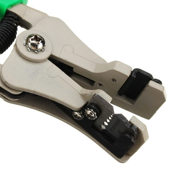 Стриппер для снятия изоляции с проводов: какие кусачки выбрать, как пользоваться (снять изоляцию с провода, настроить)
