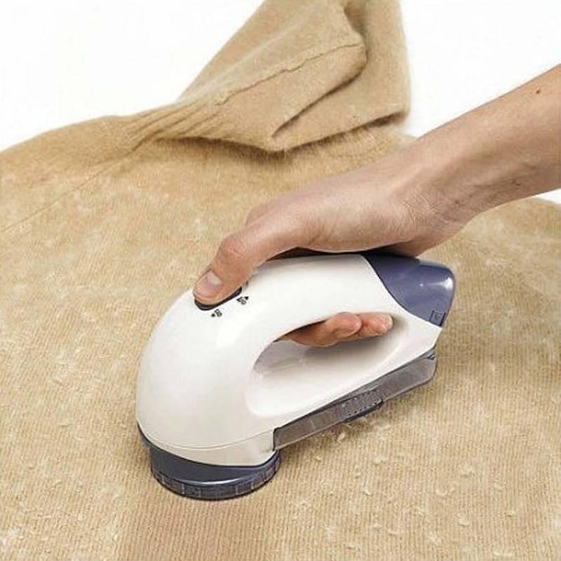 Как убрать катышки с одежды — популярные эффективные способы