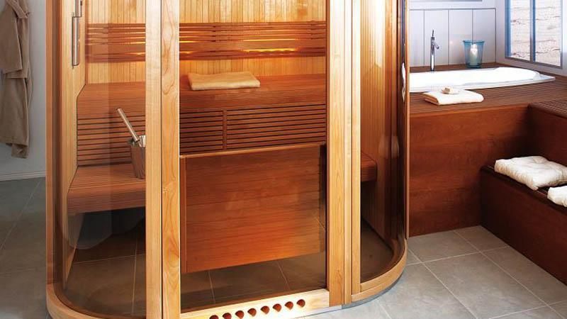 Душевая кабина: виды, размеры, материалы, фото