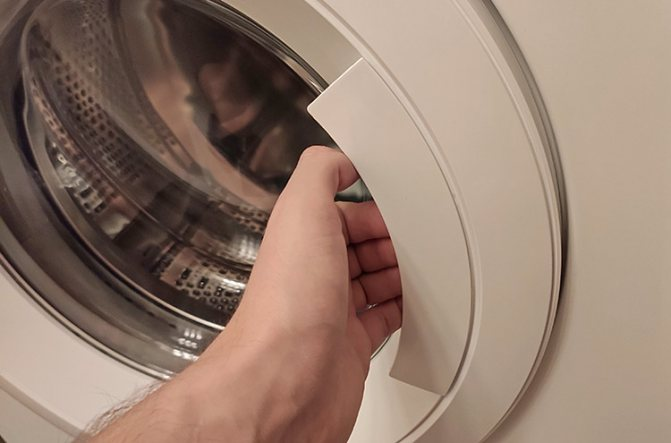 Как открыть дверцу стиральной машины lg: как разблокировать после стирки