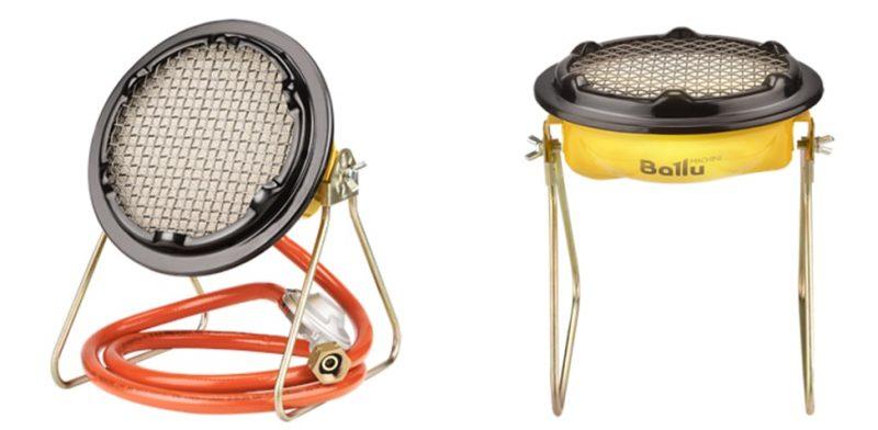 Газовый обогреватель для гаража - какой выбрать? инфракрасный, каталитический, керамический и другие типы, их достоинства и недостатки