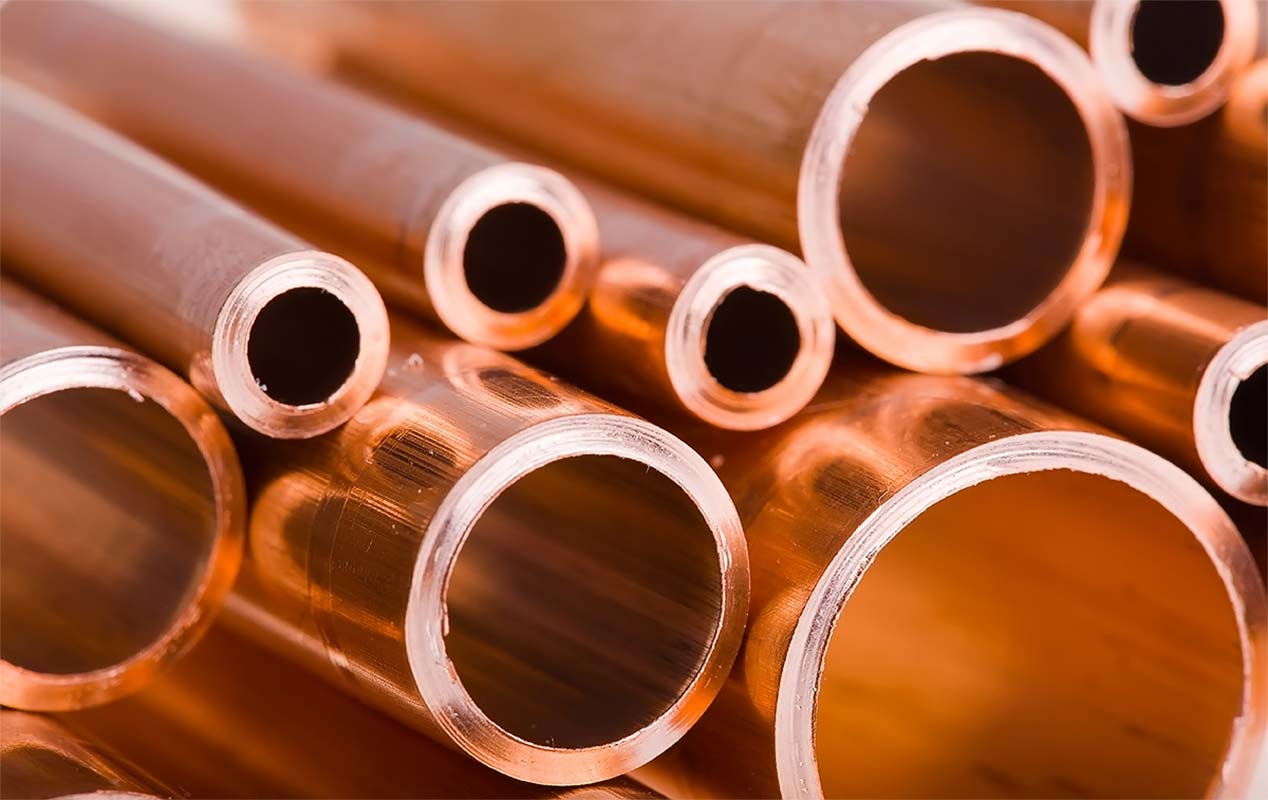 Медные трубы для отопления и водопровода: обзор видов
