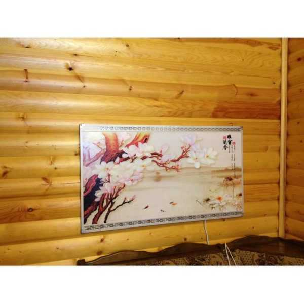Инфракрасные обогреватели с терморегулятором для дачи - как выбрать настенные, потолочные и напольные