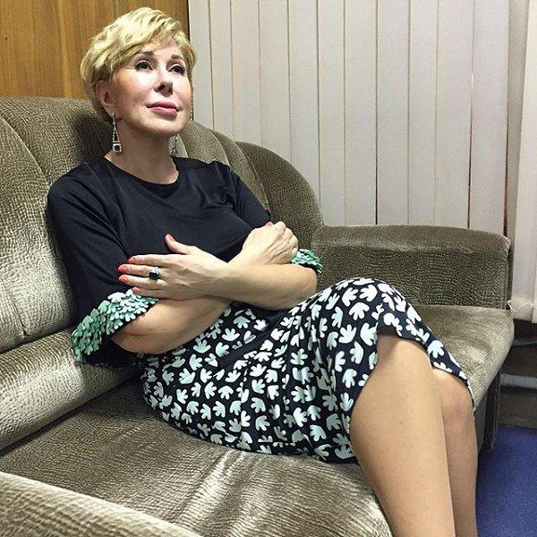 Любовь успенская не знает, как живет ее дочь // нтв.ru