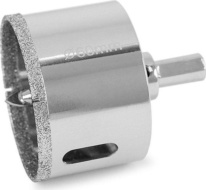 Простой способ обеспечить качественное смачивание алмазной коронки по плитке