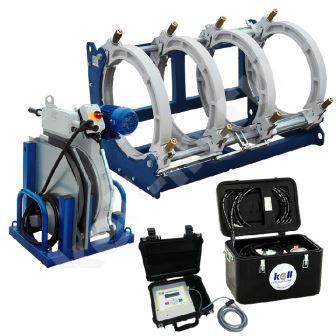 Аппарат для сварки полиэтиленовых труб: сварочные агрегаты, стыковой станок, машины для стыковки продуктов из пэ