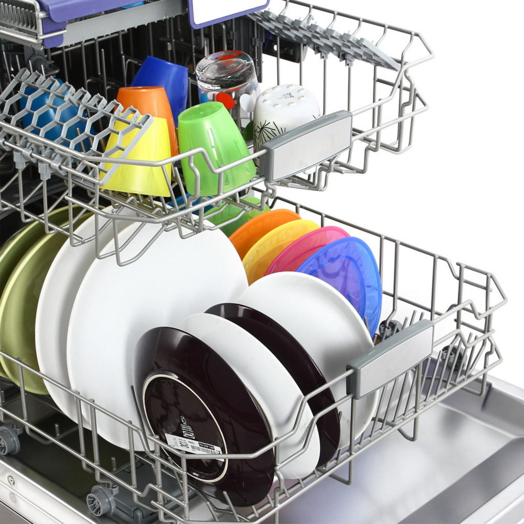 Выбор компактной настольной посудомоечной машины