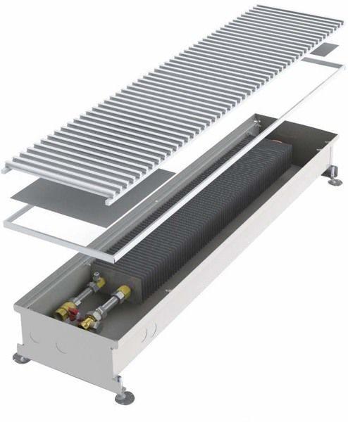 Как выбрать водяной конвектор отопления