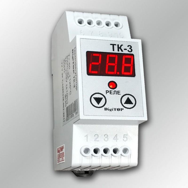 Терморегуляторы с датчиком температуры воздуха: преимущества