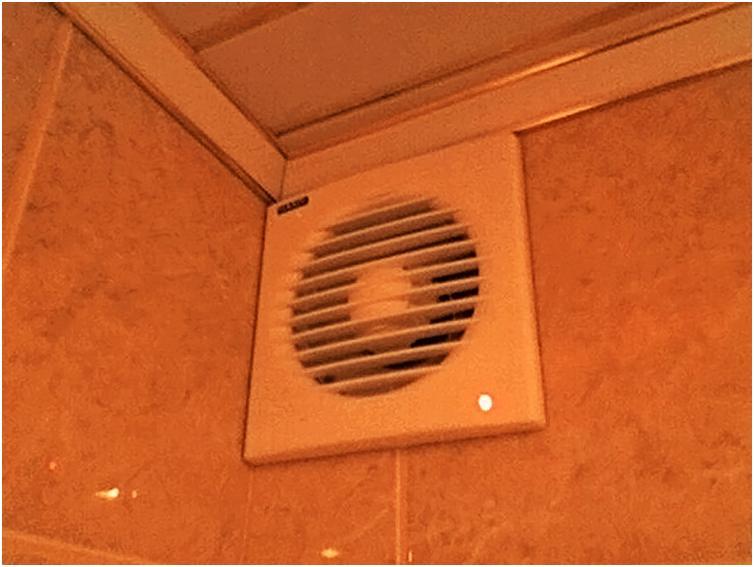 Вентиляция в ванной комнате и туалете как средство против плесени + видео