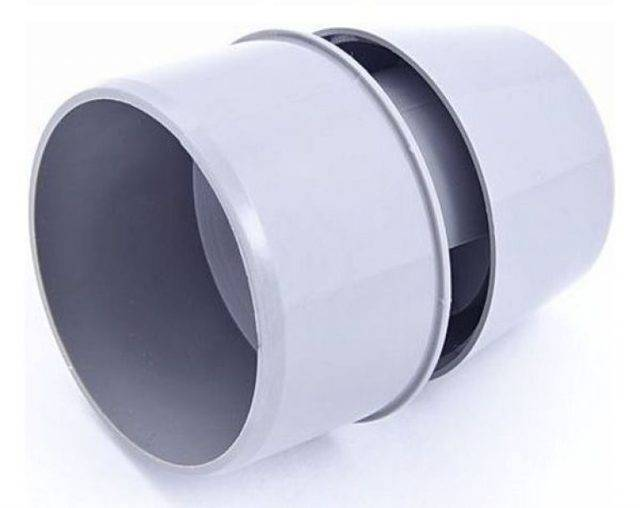 Установка обратного клапана на канализацию: правила монтажа гидрозатвора и вакуумника