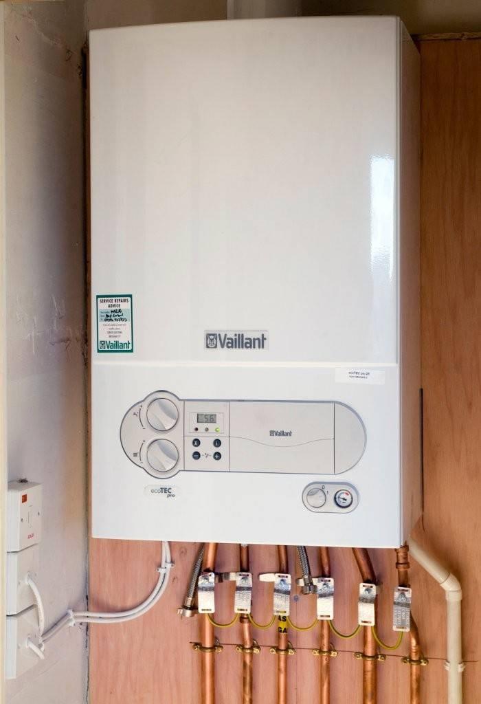 Двухконтурный котел электрический для отопления и водоснабжения и настенный в частном доме