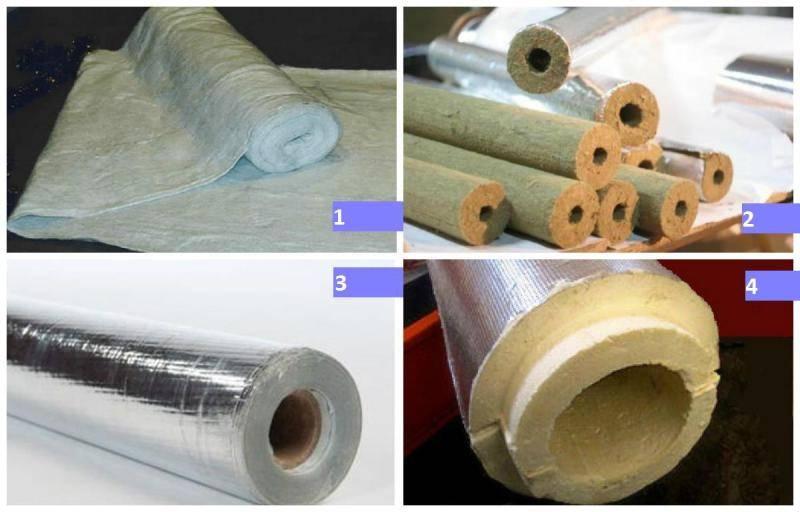 6 советов по выбору утеплителя для канализационных труб | строительный блог вити петрова