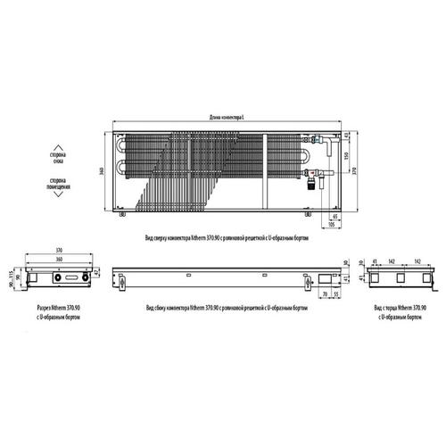 Обзор конвекторов varmann qtherm и отзывы покупателей   briefreview