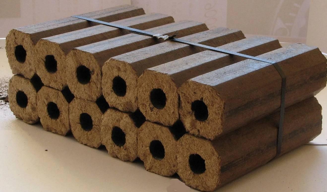 Брикеты из опилок своими руками, пресс для производства брикетов
