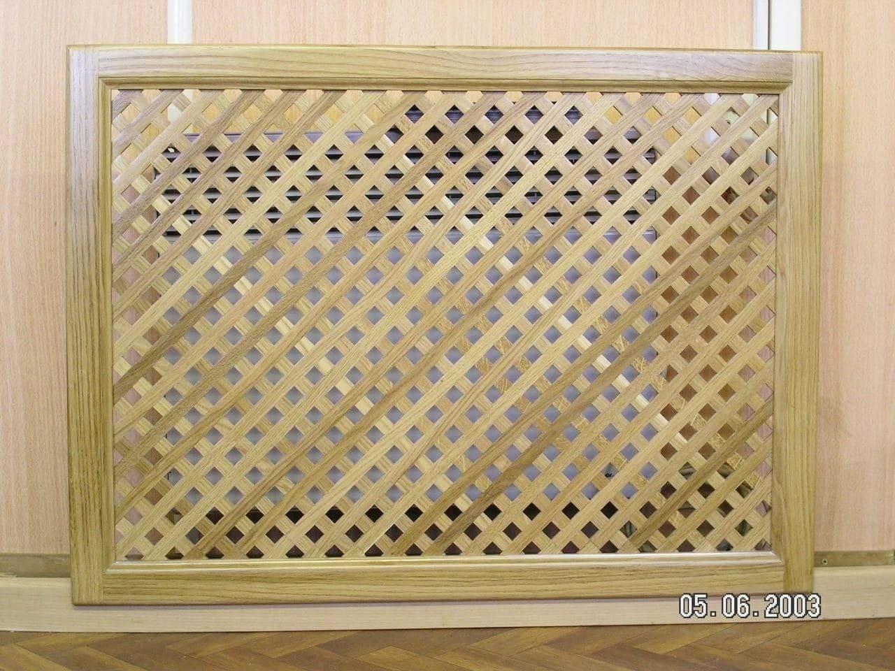 Не обязательно жертвовать красотой ради комфорта! как подобрать декоративные решетки на радиаторы отопления