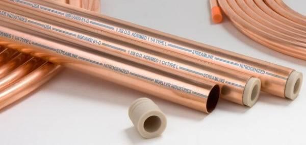 Какие характеристики имеют водопроводные трубы и как правильно их выбрать