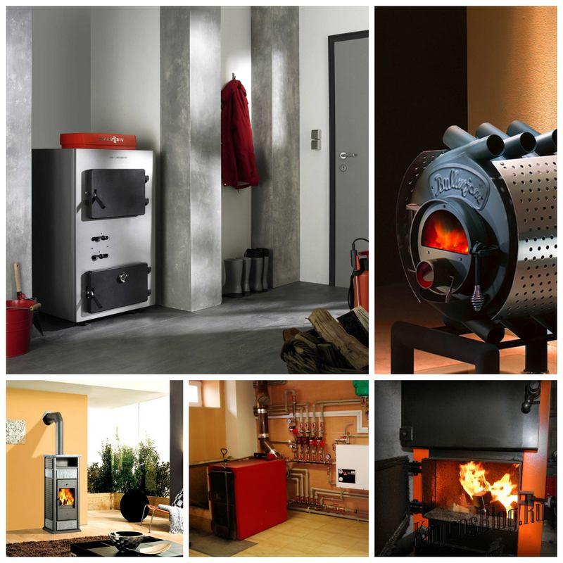 Котлы отопления для частного дома: как выбрать