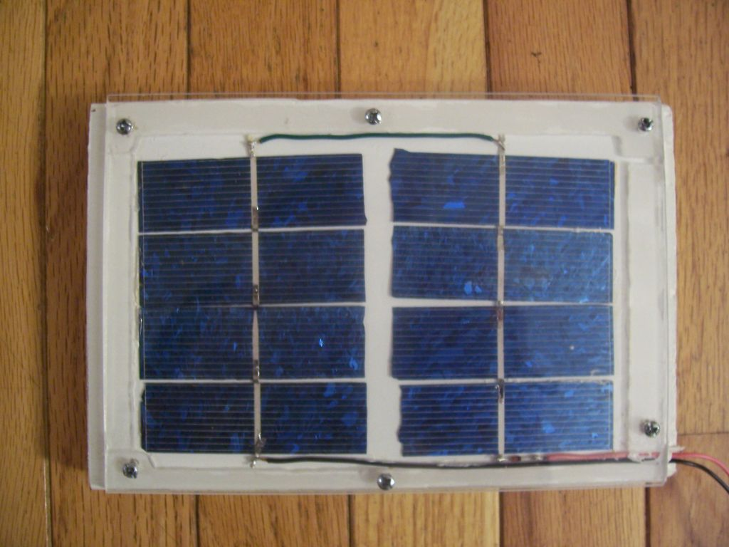 Создаем солнечную батарею своими руками в 5 этапов