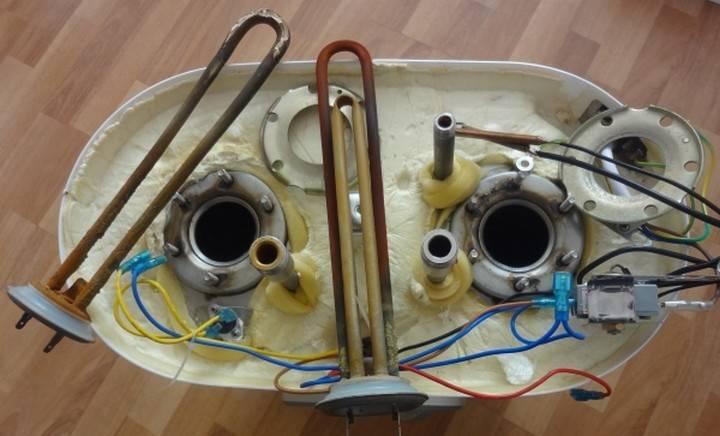 Как поменять тэн в водонагревателе — инструктаж проведения ремонта
