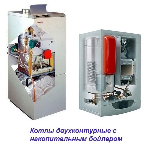 Газовый котел с бойлером: как выбрать и подключить