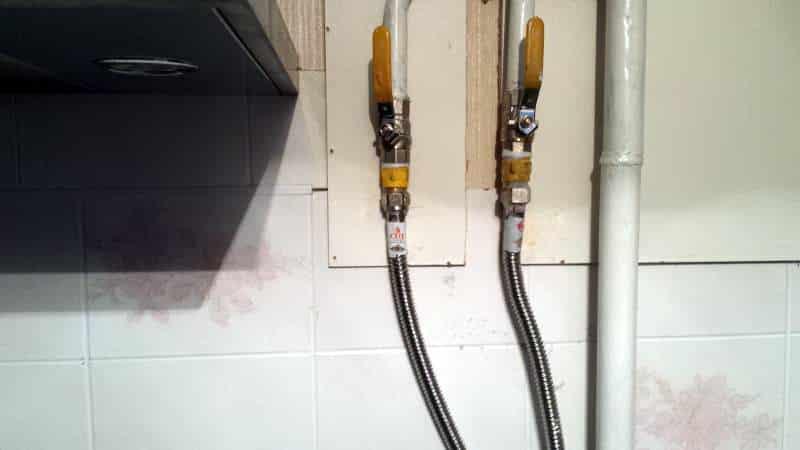Как правильно подключить газовую плиту