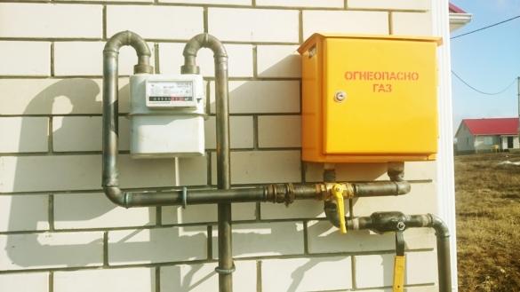 Подключение газа к частному дому: монтаж и ввод систем газоснабжения - точка j