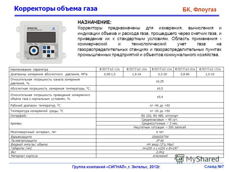 Корректор объема газа тс220. руководство по эксплуатации лгти рэ