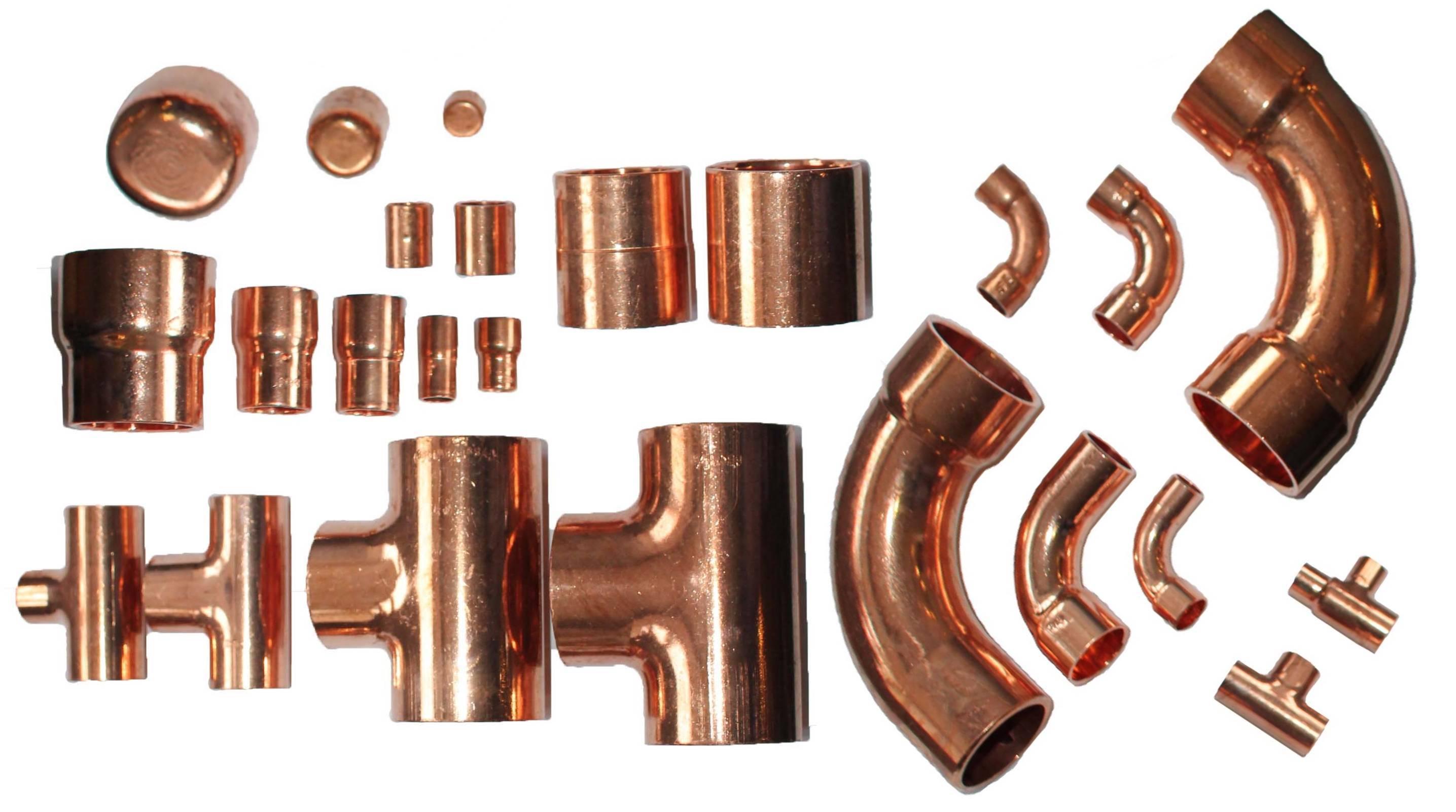 Медная труба (65 фото): диаметры вариантов для водопровода в таблице, особенности монтажа, как выбрать вальцовку, размеры водопроводной продукции