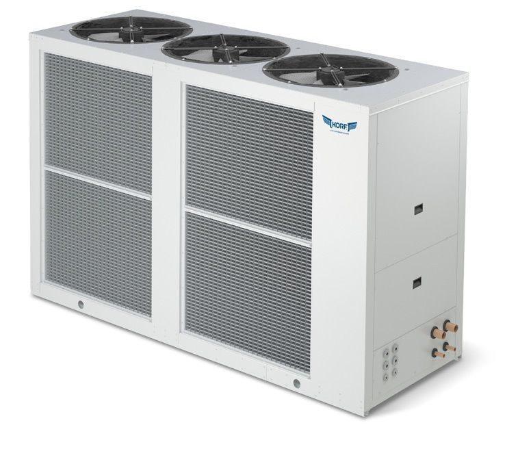 Компрессорно-конденсаторный блок — дополнение к бытовым или промышленным кондиционерам